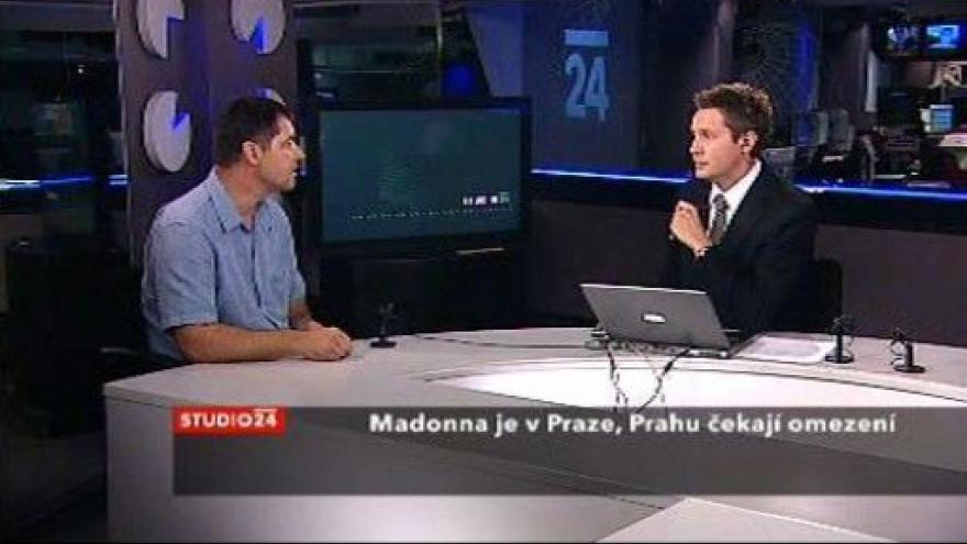 Video Rozhovor s Jiřím Wolfem
