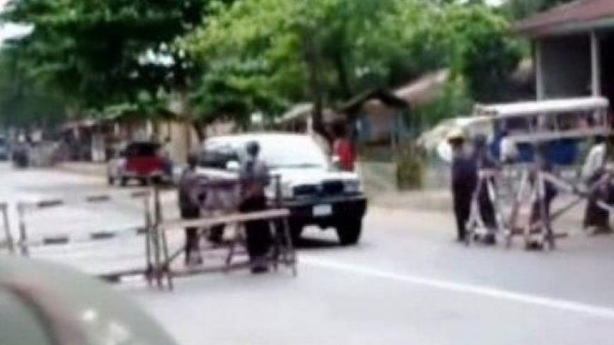 Video Končí proces se Su Ťij