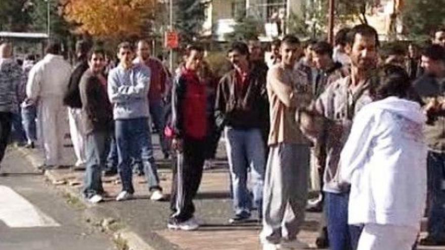 Video Důvodem odchodu Romů je zejména extremismus