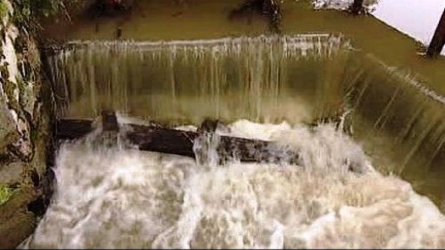 Video Události, komentáře o příčinách povodní