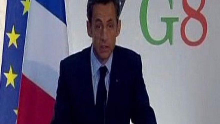 Video G8 se shodla na snížení emisí