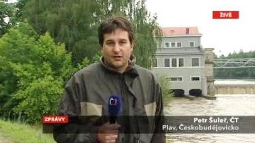 Video Aktuální povodňové zpravodajství