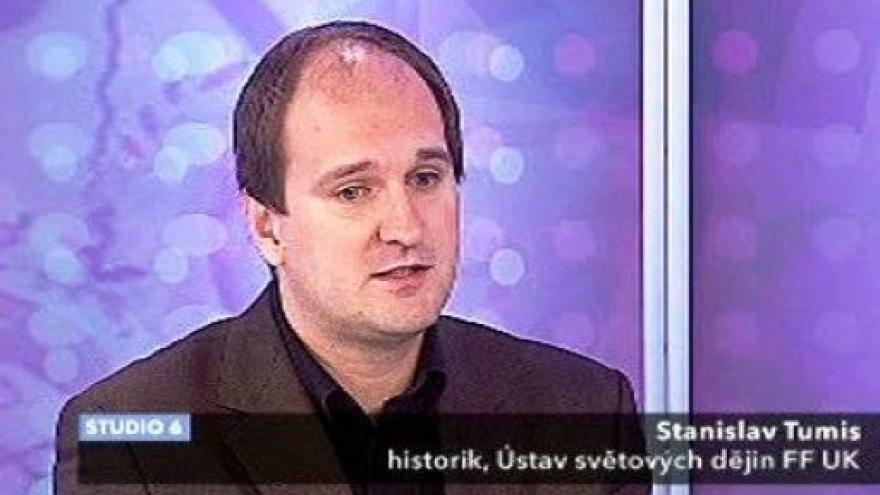 Video Rozhovor se Stanislavem Tumisem