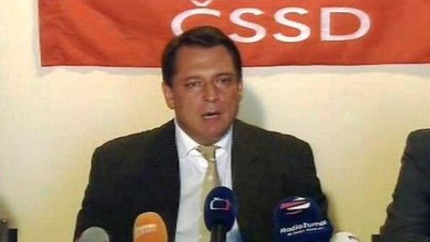 Video Tisková konference ČSSD po neúspěšné volbě místopředsedkyně strany