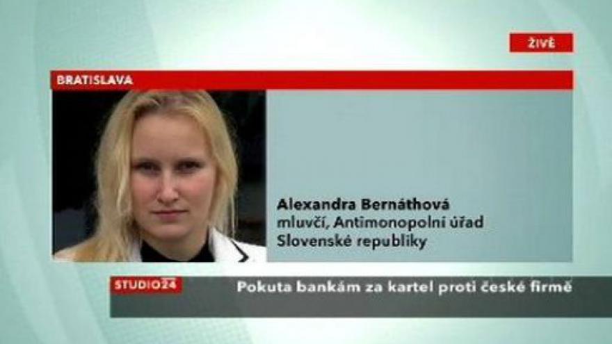 Video Rozhovor s Alexandrou Bernáthovou