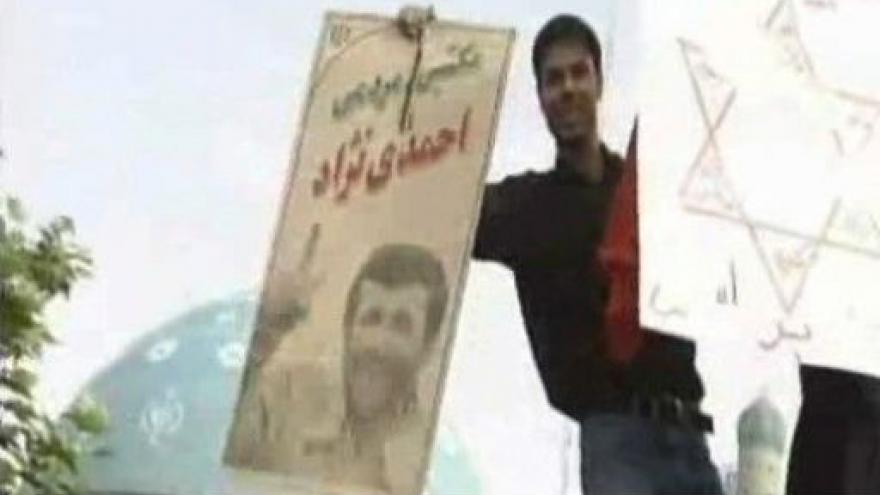 Video Írán volí nového prezidenta