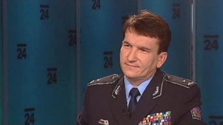 Video Policejní ředitel Oldřich Martinů v Událostech, komentářích