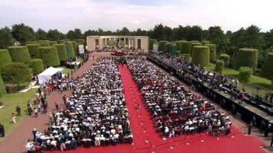 Video Normandie 2009 - 65. výročí vylodění
