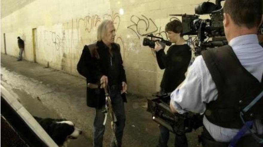 Video Zemřel David Carradine