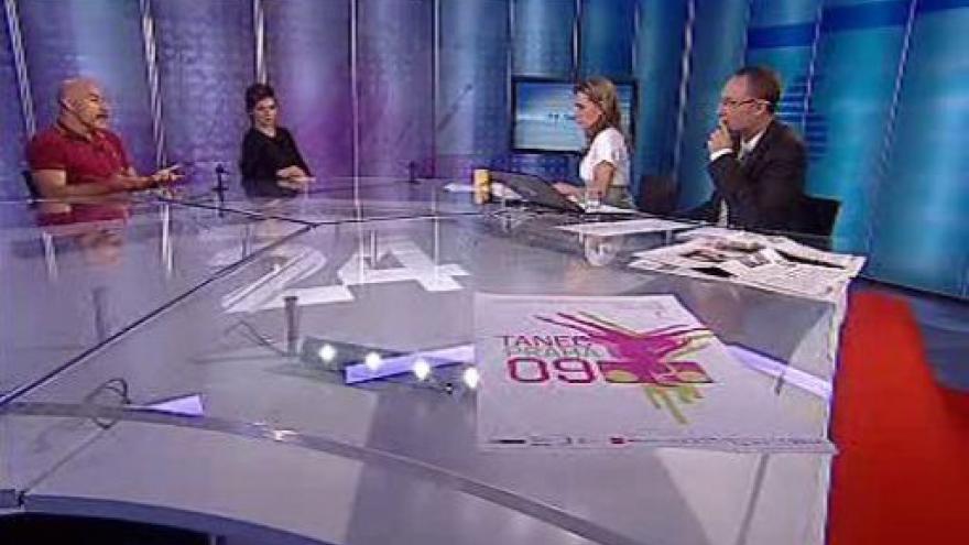 Video Rozhovor s Yvonou Kreuzmannovou a Bobo Panim