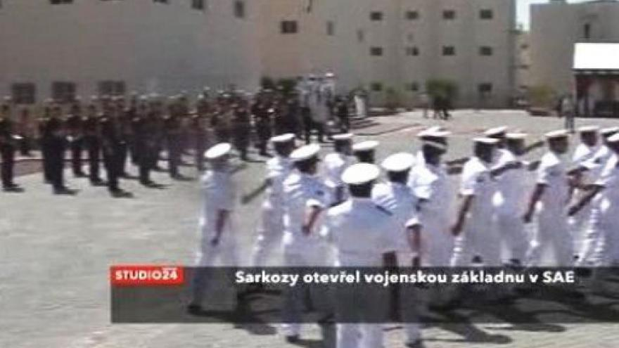 Video Zdeněk Velíšek o otevření základny v SAE