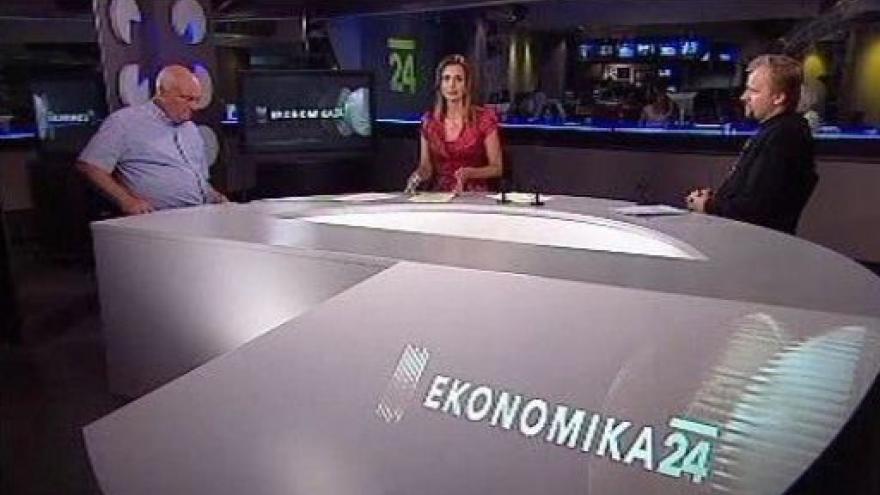 Video Ekonomika ČT24 k předvolebním kampaním