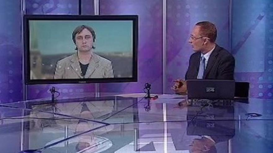 Video Ivo Fencl ve Studiu ČT24