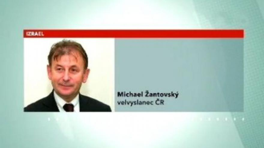 Video Telefonát Michaela Žantovského
