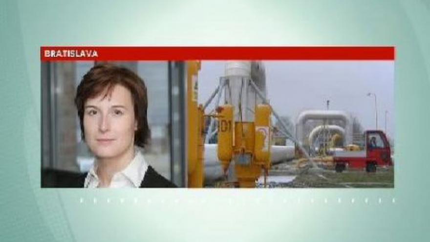 Video Zpravodajové ČT informují o situaci na Slovensku a v Řecku