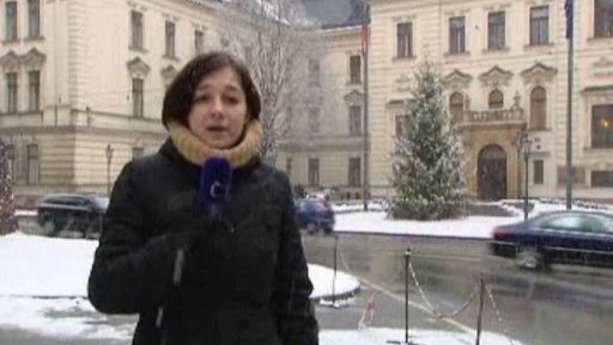 Video Reportáž Alice Schinabekové a Jana Šenkýře