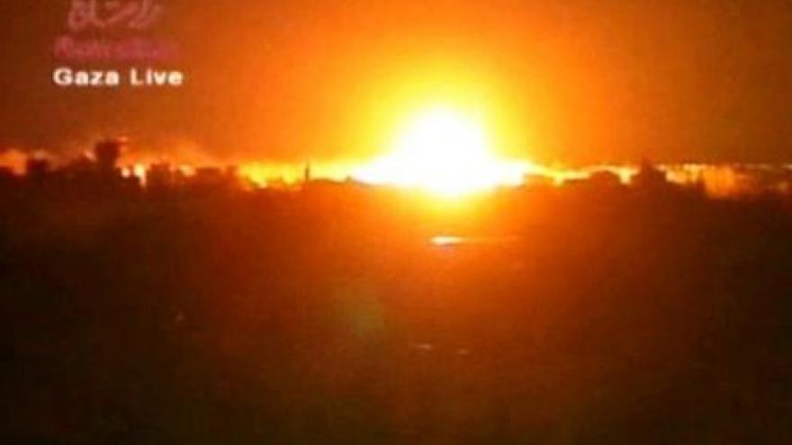 Video Izraelská armáda postoupila do města Gaza