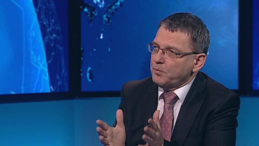Video Lubomír Zaorálek: Když sem jdou Ukrajinci, je evidentní, že budeme pracovat s nimi