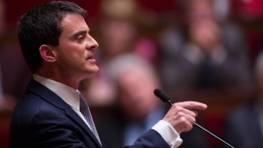 Video Manuel Valls vzkázal: Ultimátu nenávisti nepodlehneme