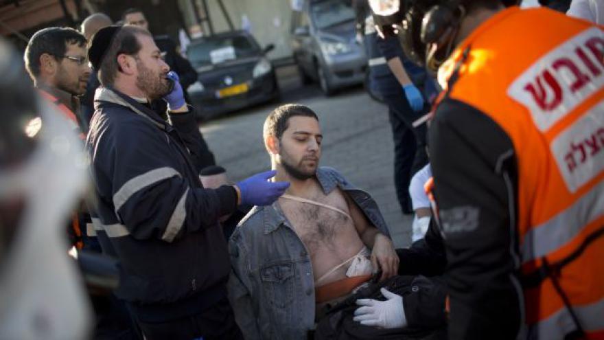 Video Zpravodaj ČT: Jasně jde o nacionalistický teroristický čin