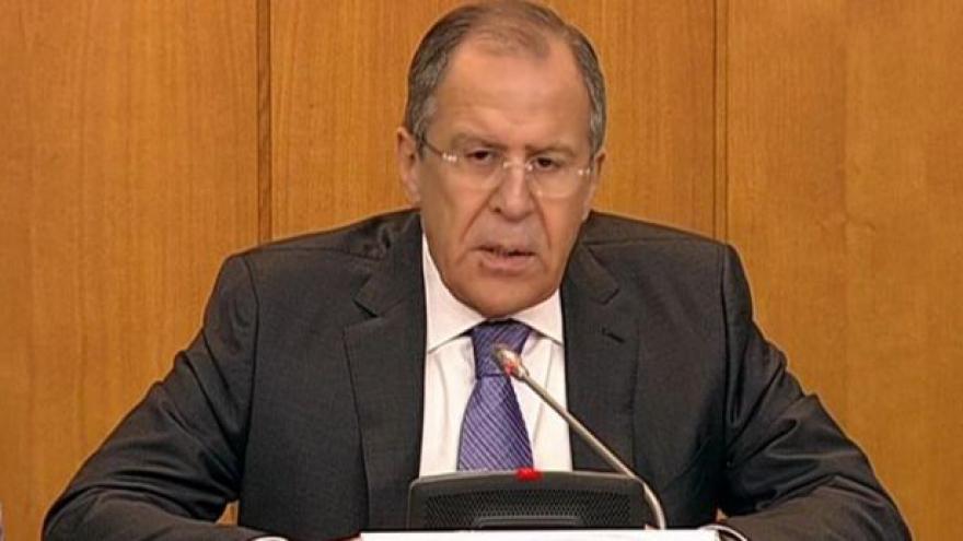Video Lavrov: Prosazujeme mírovou politiku