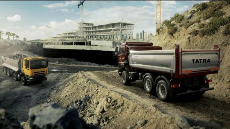 Video Tatra se opět staví na nohy, tržby jí vzrostly o čtvrtinu