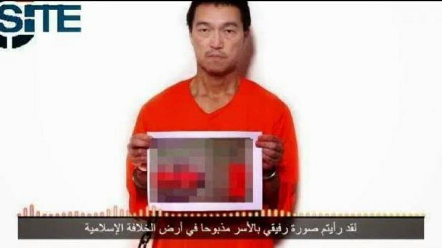 Video IS pravděpodobně zavraždil jednoho z japonských rukojmích