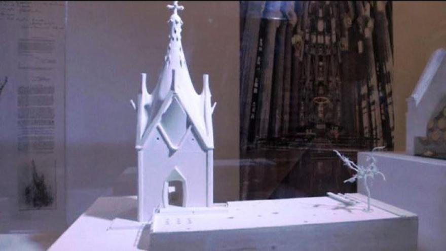 Video Reportáž: Chile chce realizovat neuskutečněný Gaudího projekt