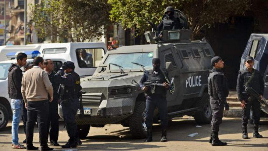 Video Výročí pádu Mubaraka, protesty si opět vyžádaly mrtvé