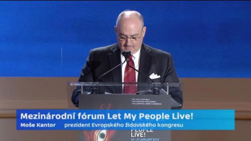 Video Závěrečné projevy konference Let My People Live!