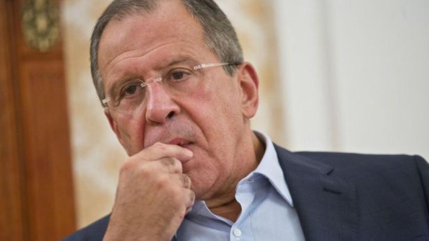 Video Lavrov: Syrskou krizi musí vyřešit Syřané sami