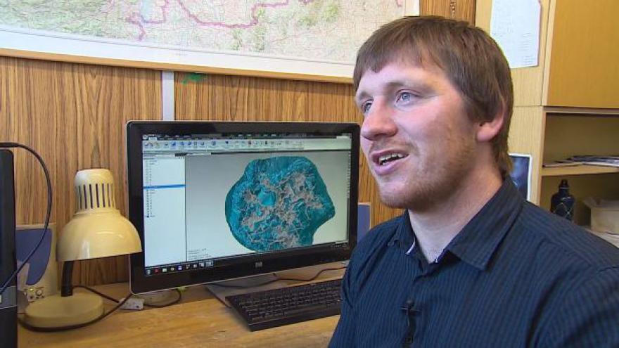Video O výzkumu kořenových systémů hovoří vědec Jan Trochta