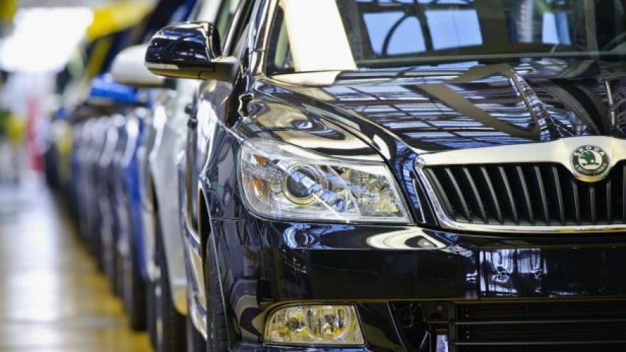 Video Klesá počet krádeží aut