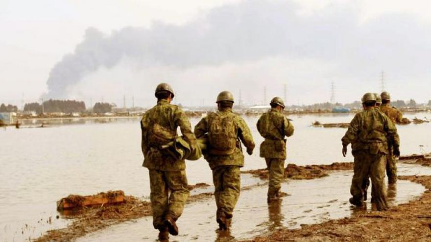 Video Japonsko podpoří boj proti terorismu
