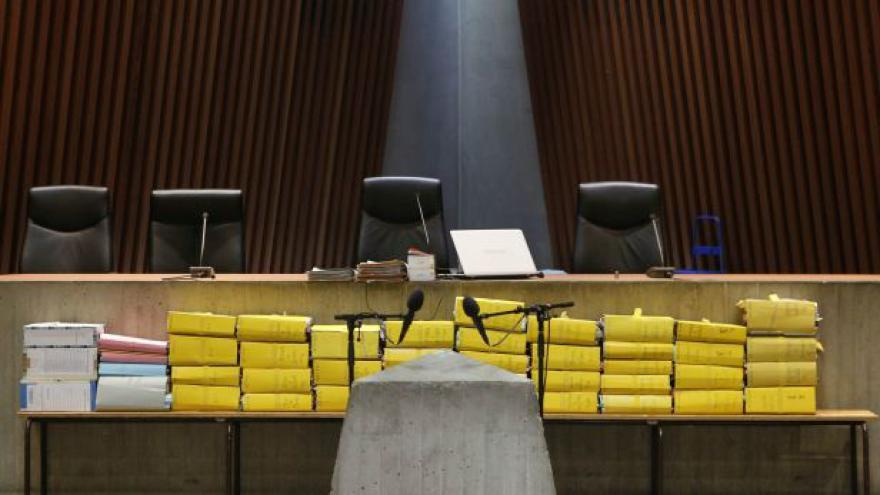 Video Strauss-Kahn před soudem: Věděl o kuplířství?