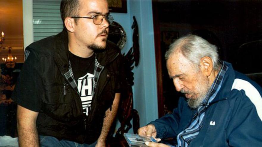 Video Bez komentáře: Nové snímky Fidela Castra