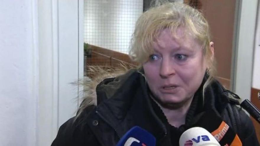 Video K odvolacímu soudu dorazili i pozůstalí a oběti metanolu