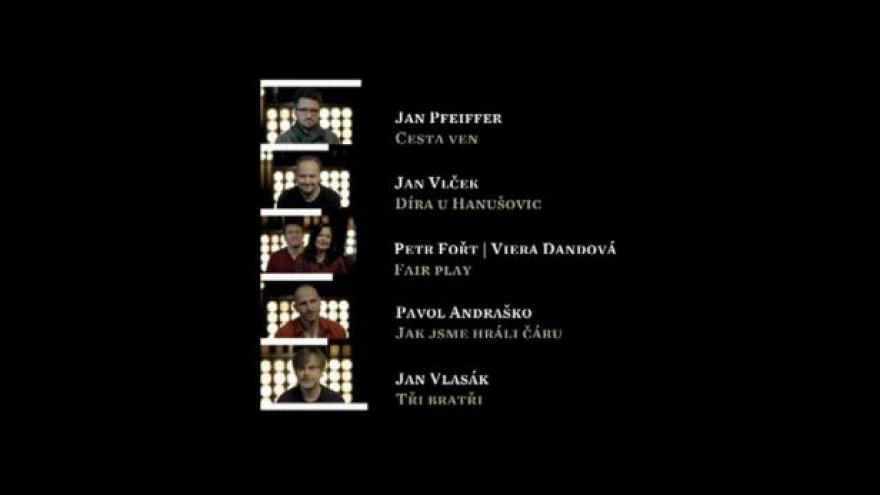 Video Nominace: nejlepší scénografie