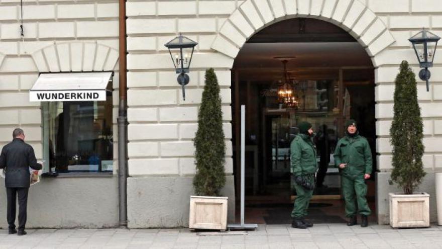 Video Začala bezpečnostní konference v Mnichově