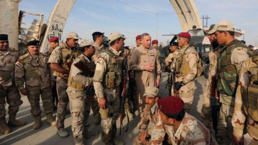 Video Publicista: Bez podpory Západu by irácká armáda těžko IS porážela