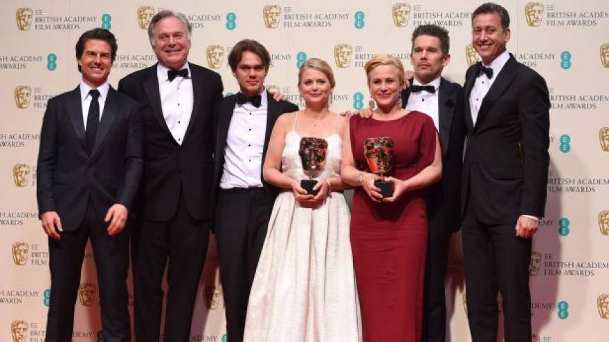 Video Na cenách BAFTA uspělo Chlapectví