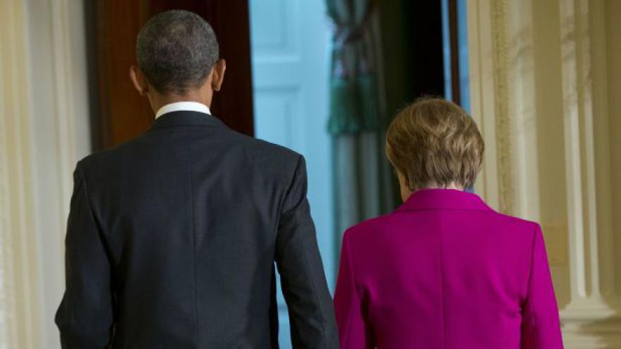 Video Obama hodlá možné dodávky zbraní konzultovat se spojenci