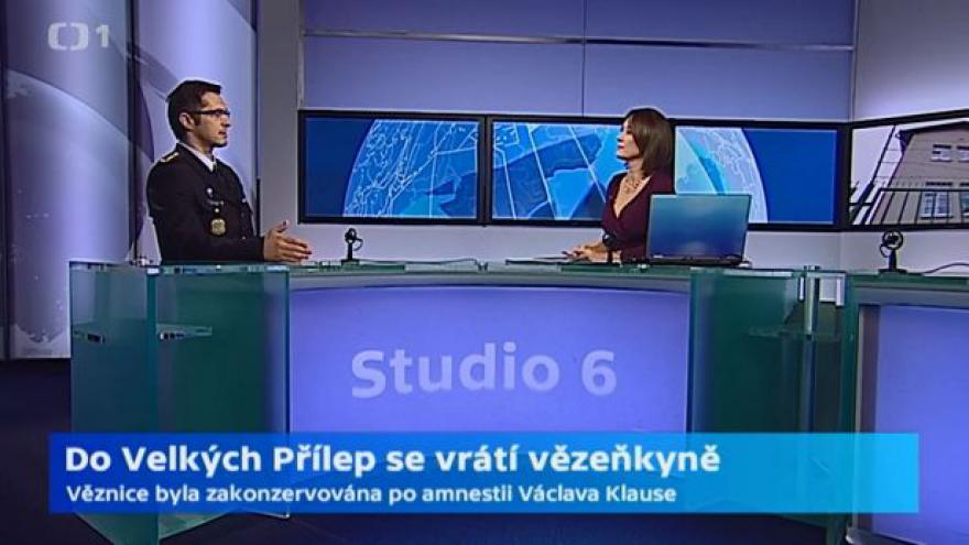 Video Pavel Horák: Vězenkyně mají větší nároky na hygienu a jinak tráví volný čas