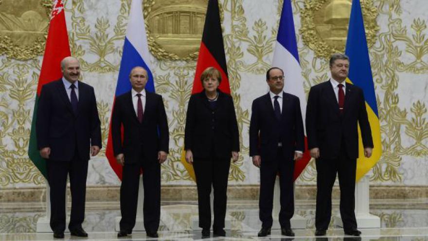 Video Události: Dohoda o příměří na Ukrajině