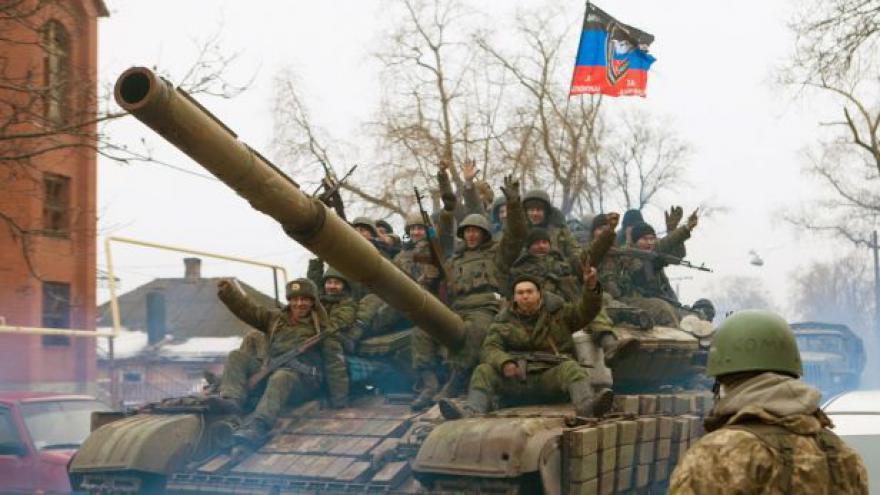Video Karas: Separatisté chtějí dohodu z Minsku dodržovat