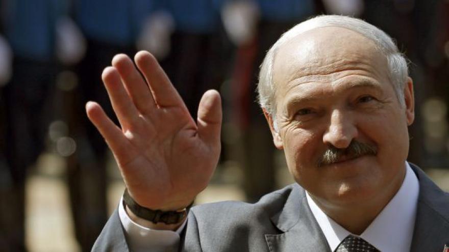 Video Lukašenko je jedním z vítězů minského summitu