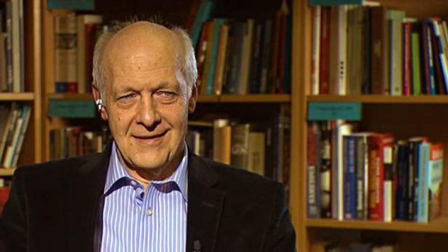 Video Jacques Rupnik v Interview ČT24