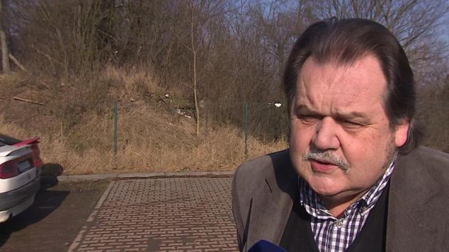Video O parkování u nemocnice hovoří ředitel MOÚ Jan Žaloudík