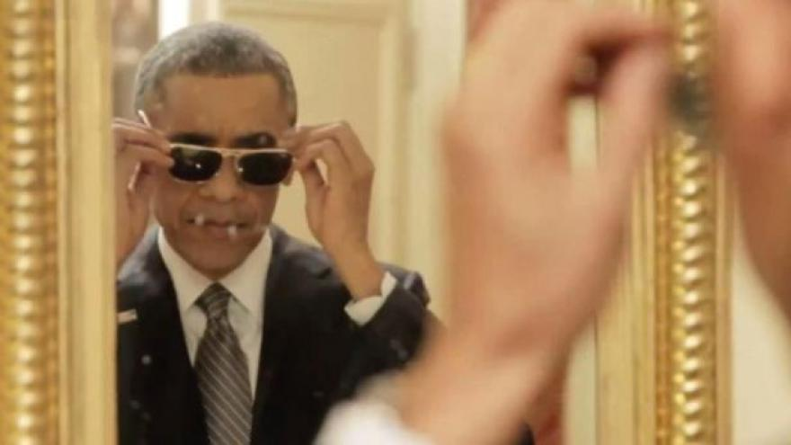 Video Obama propaguje zdravotnickou reformu