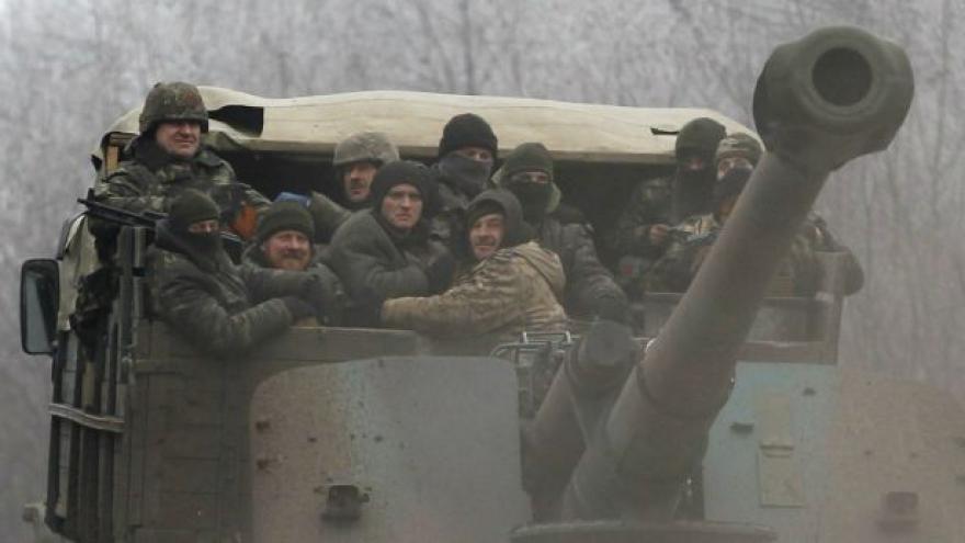 Video Události: Tvrdé boje před ukrajinským příměřím